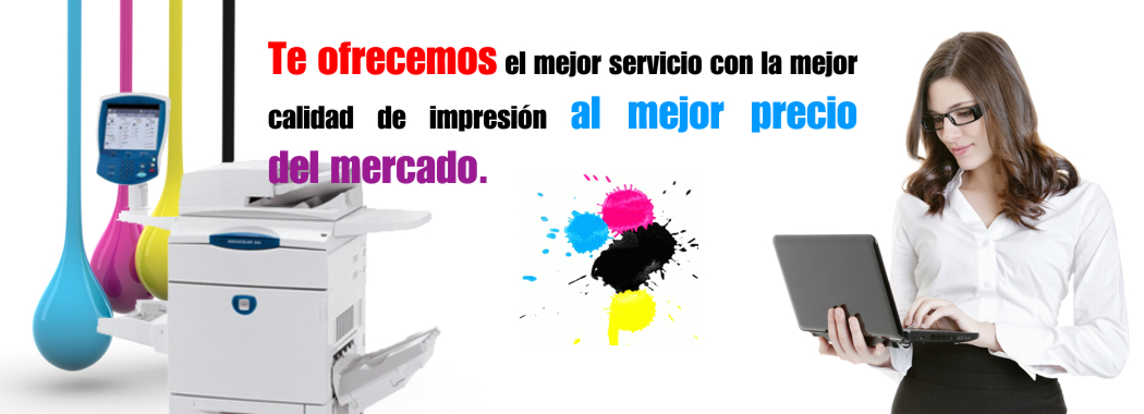 servicio de copias a color urgentes por volumen